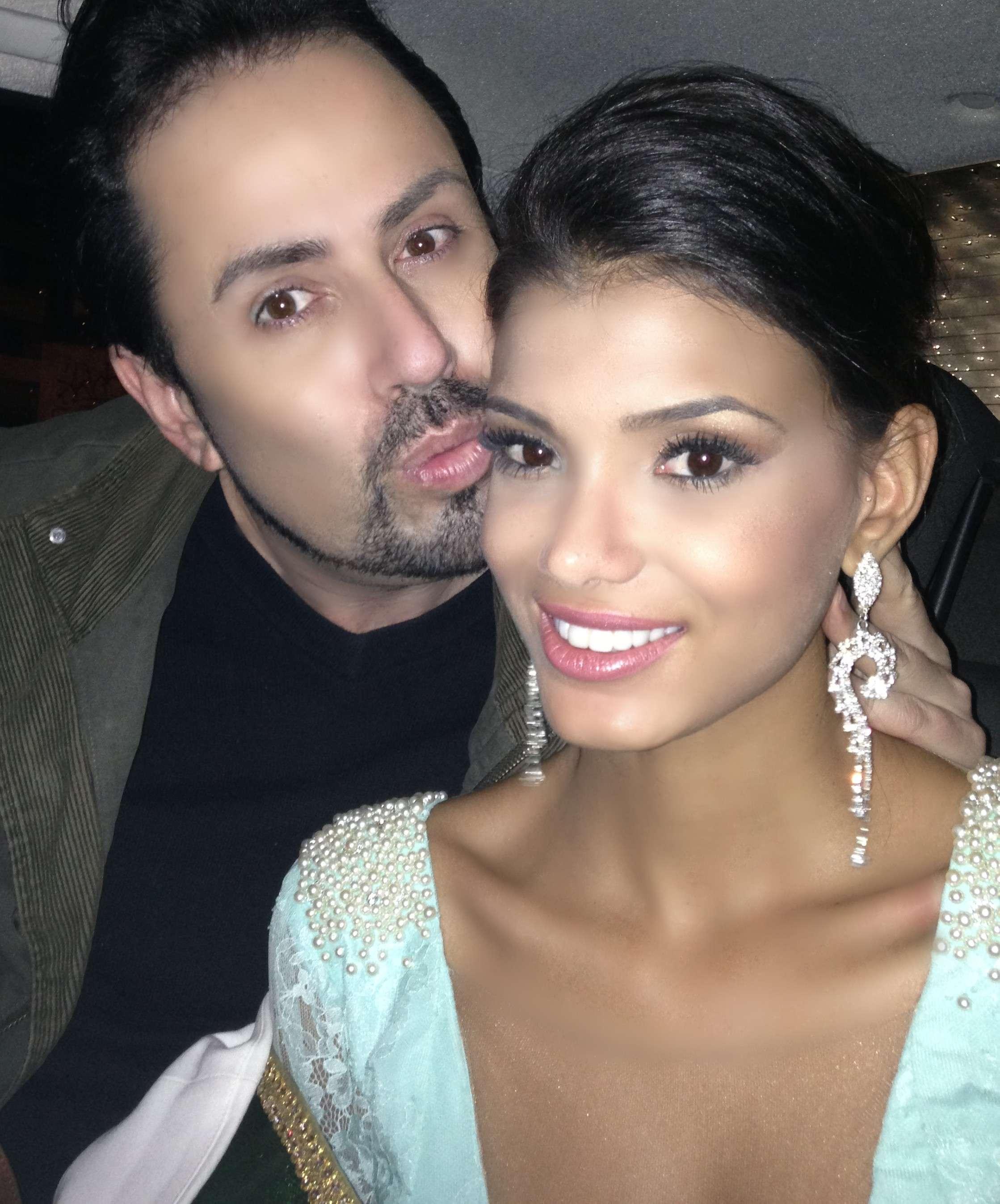 """Preparador brasileiro alfineta Miss Venezuela: """"..."""