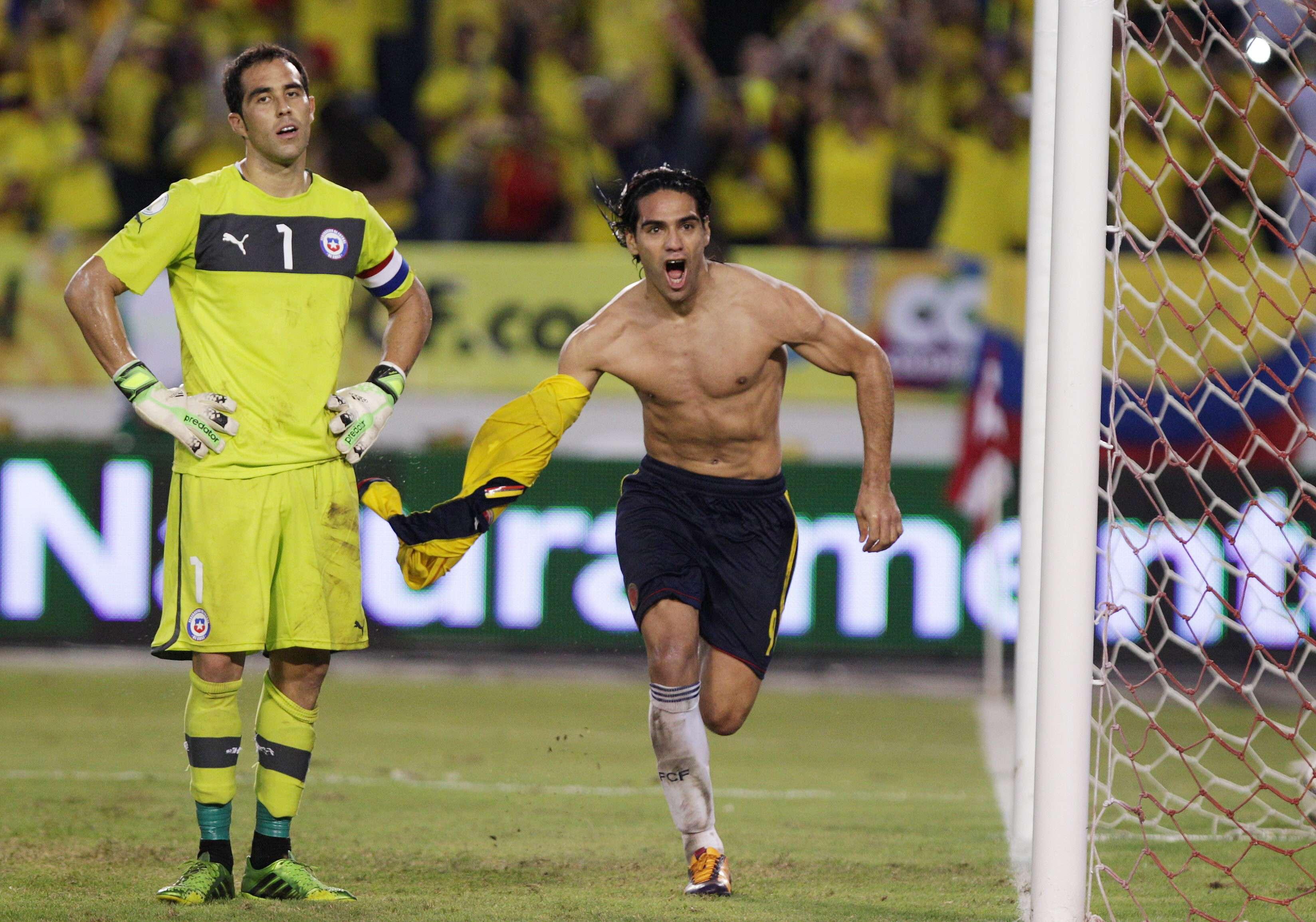 Farc acompanham alegria da Colômbia por classificação ...