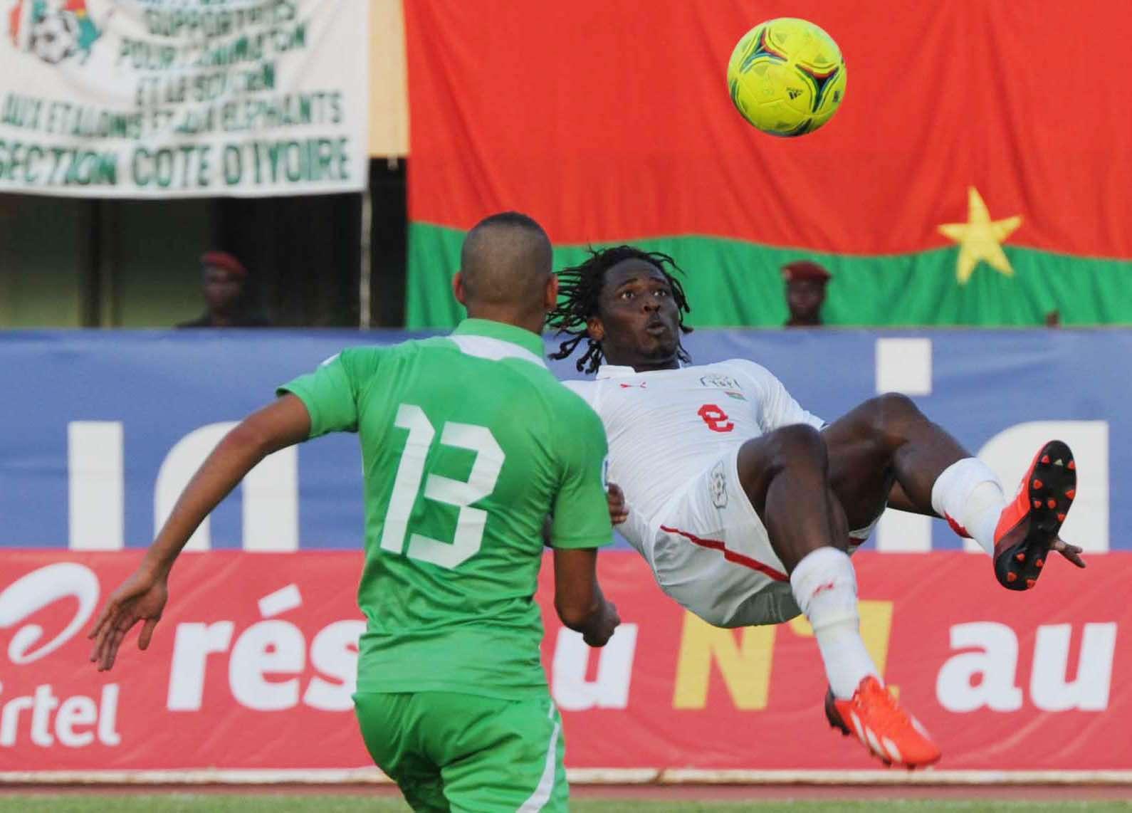 Burkina Faso sofre para derrotar Argélia pelas ...