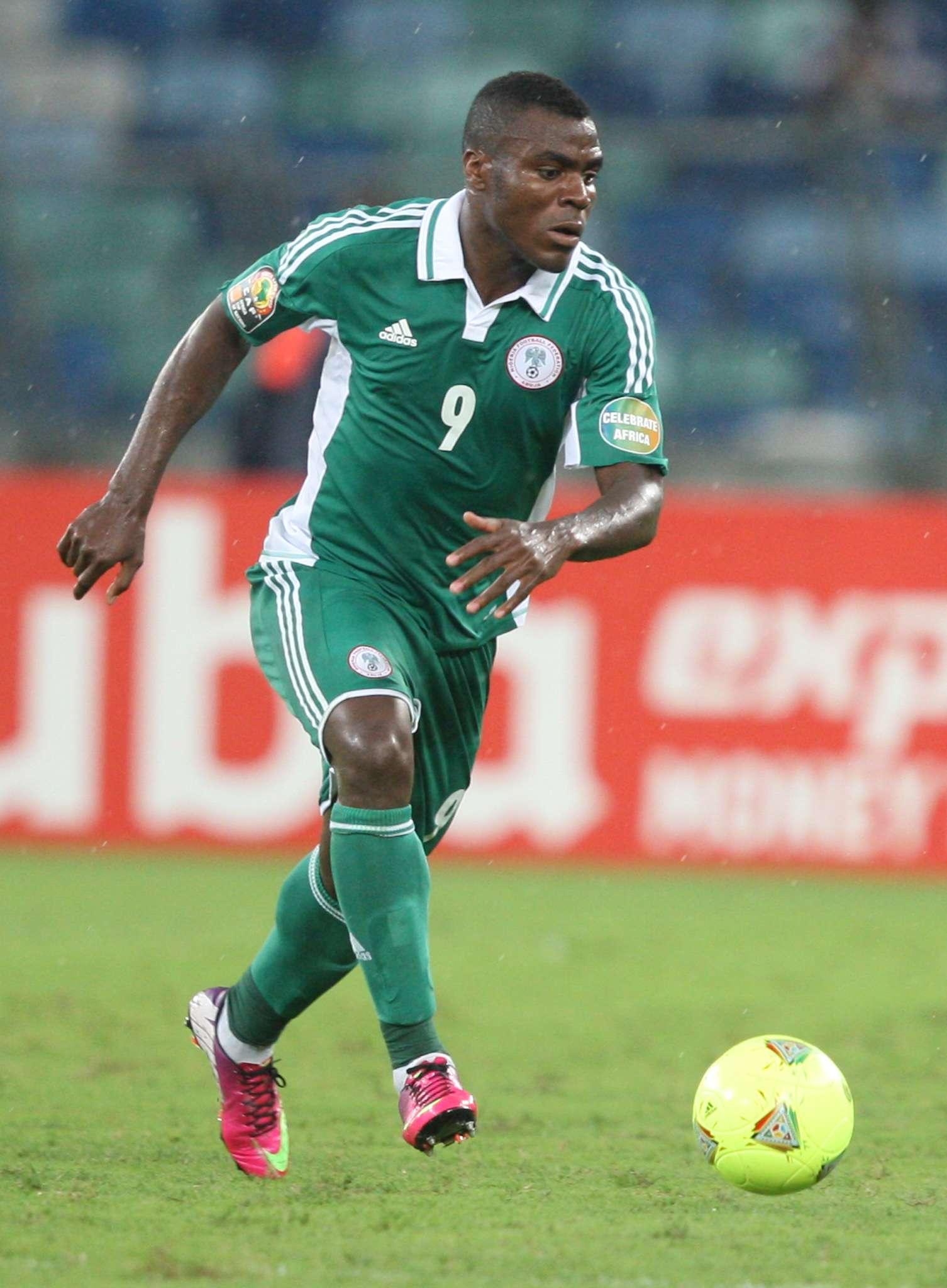 Com gol no fim, Nigéria vira sobre Etiópia e fica perto ...