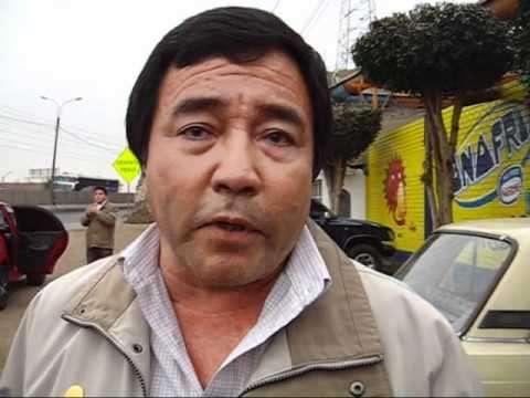 Alcalde de Comas, Nicolás Kusunoki Foto: Difusión