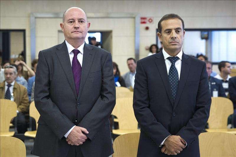 Un año y medio de prisión para Pamies y Ballesteros por el chivatazo a ETA Foto: Agencia EFE/EFE