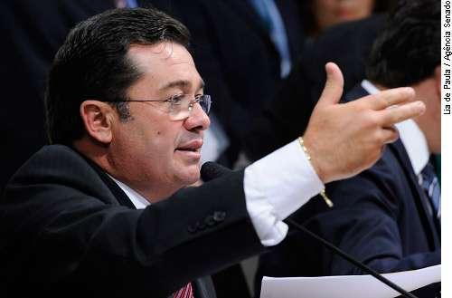 Vital do Rego é autor do projeto de Lei aprovado pelo Senado Foto: Lia de Paula/Agência Senado