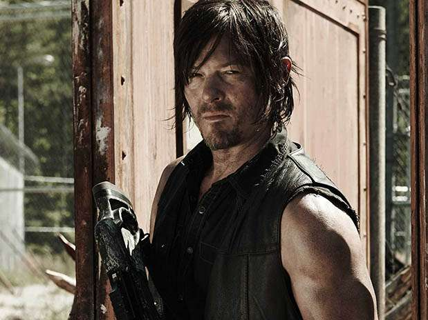 Daryl Dixon de The Walking Dead Foto: AMC