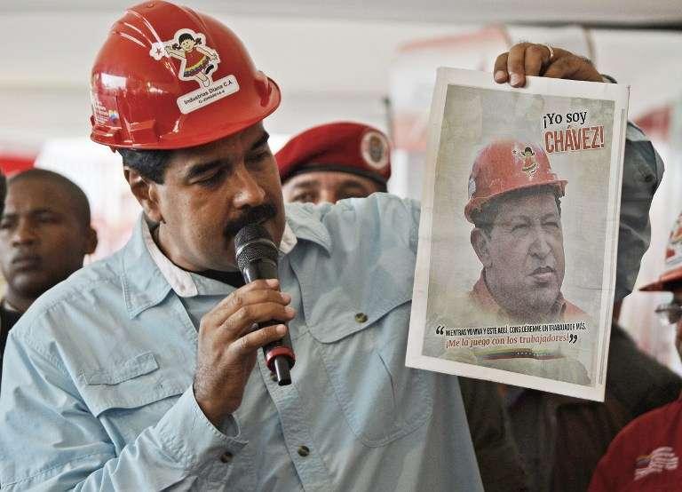 """Maduro crea el Viceministerio para """"la Suprema Felicidad..."""