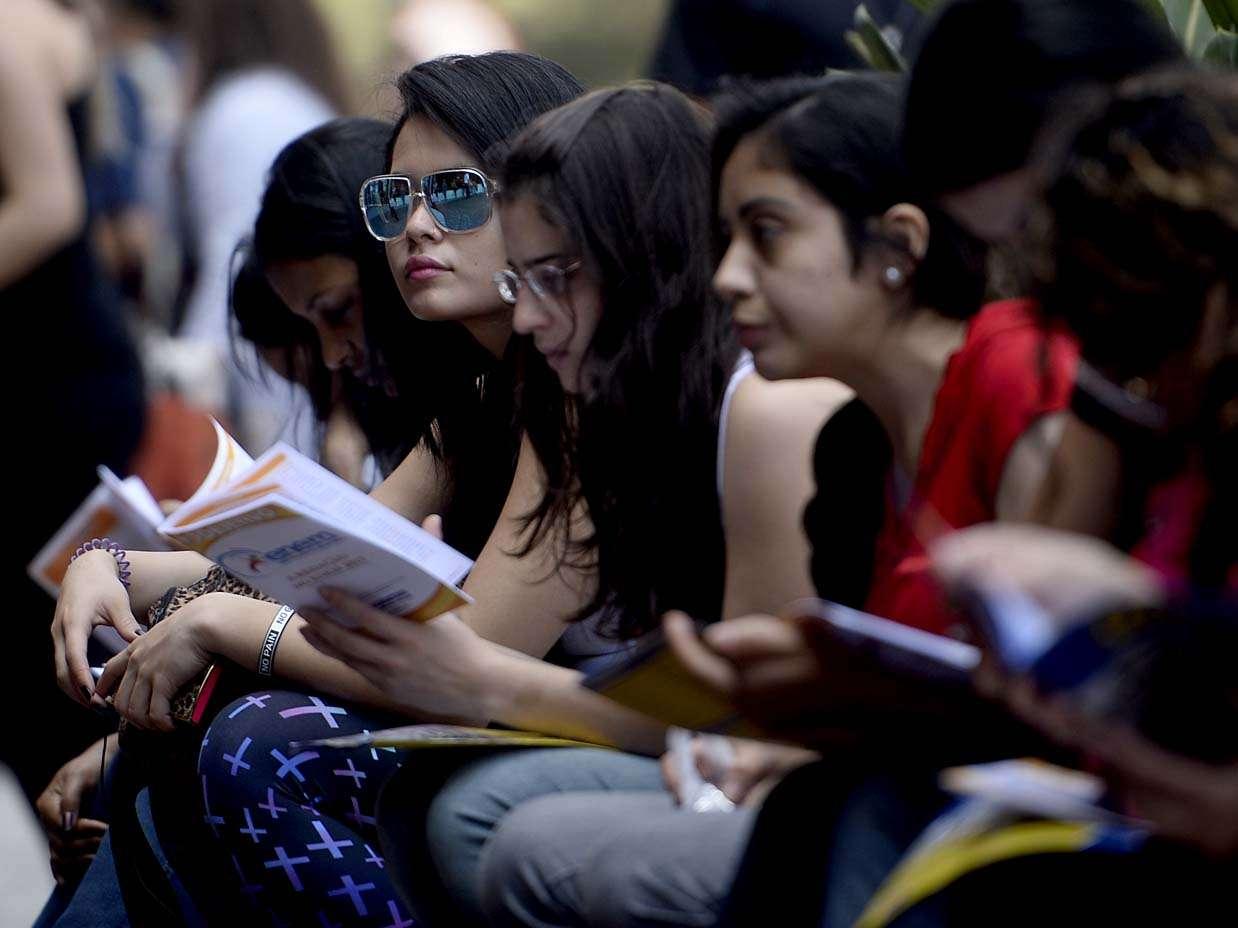 São Paulo - O Enem também permite ao estudante conseguir bolsas em universidades privadas pelo Programa Universidade para Todos (Prouni) e ainda financiar o curso superior pelo Fundo de Financiamento Estudantil (Fies) Foto: Ricardo Matsukawa/Terra