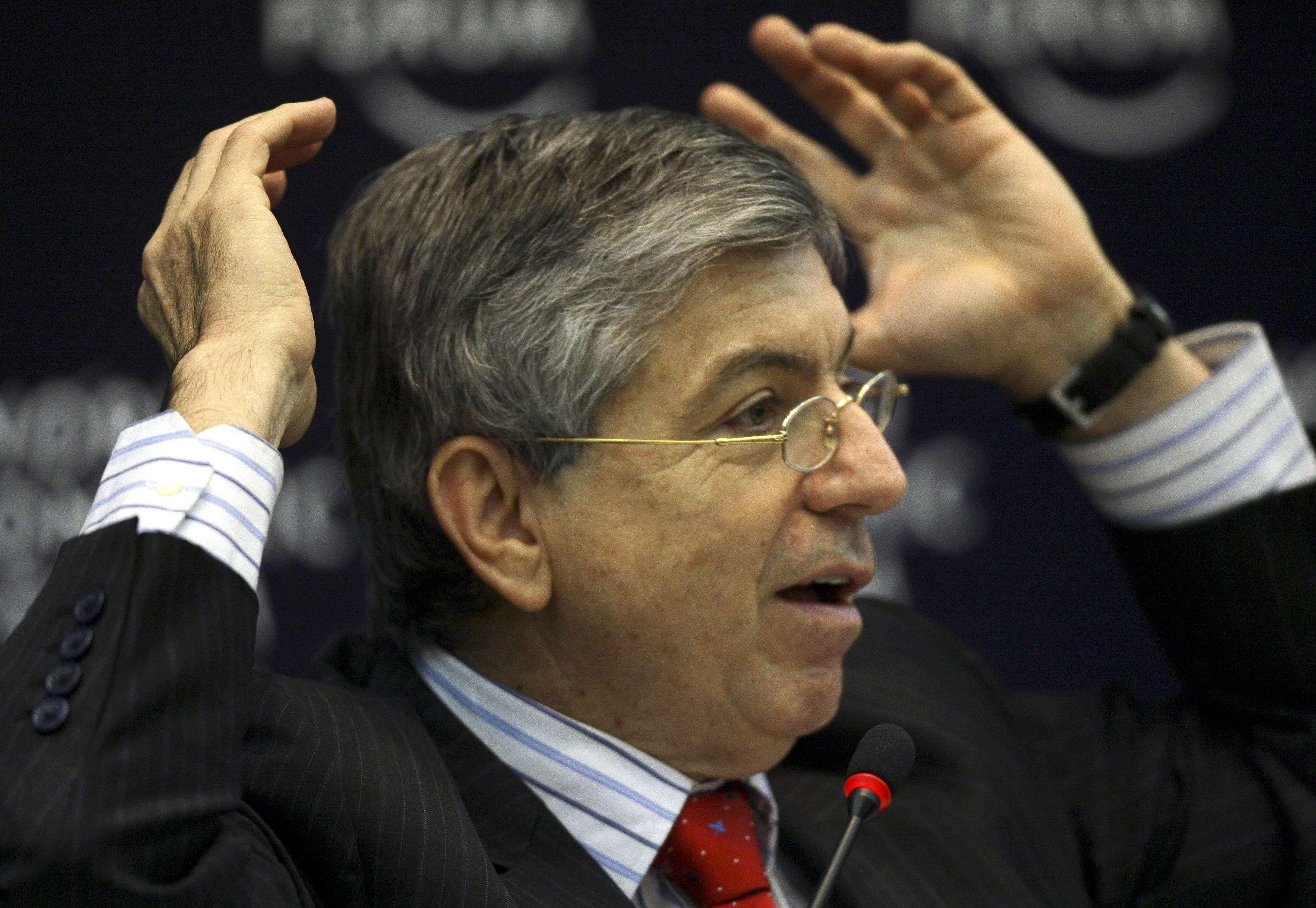 César Gaviria Foto: AP