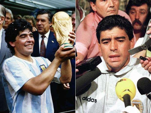 Diego Maradona: 53 años de talento, gloria y polémica. Foto: Especial Terra/Getty Images/AFP