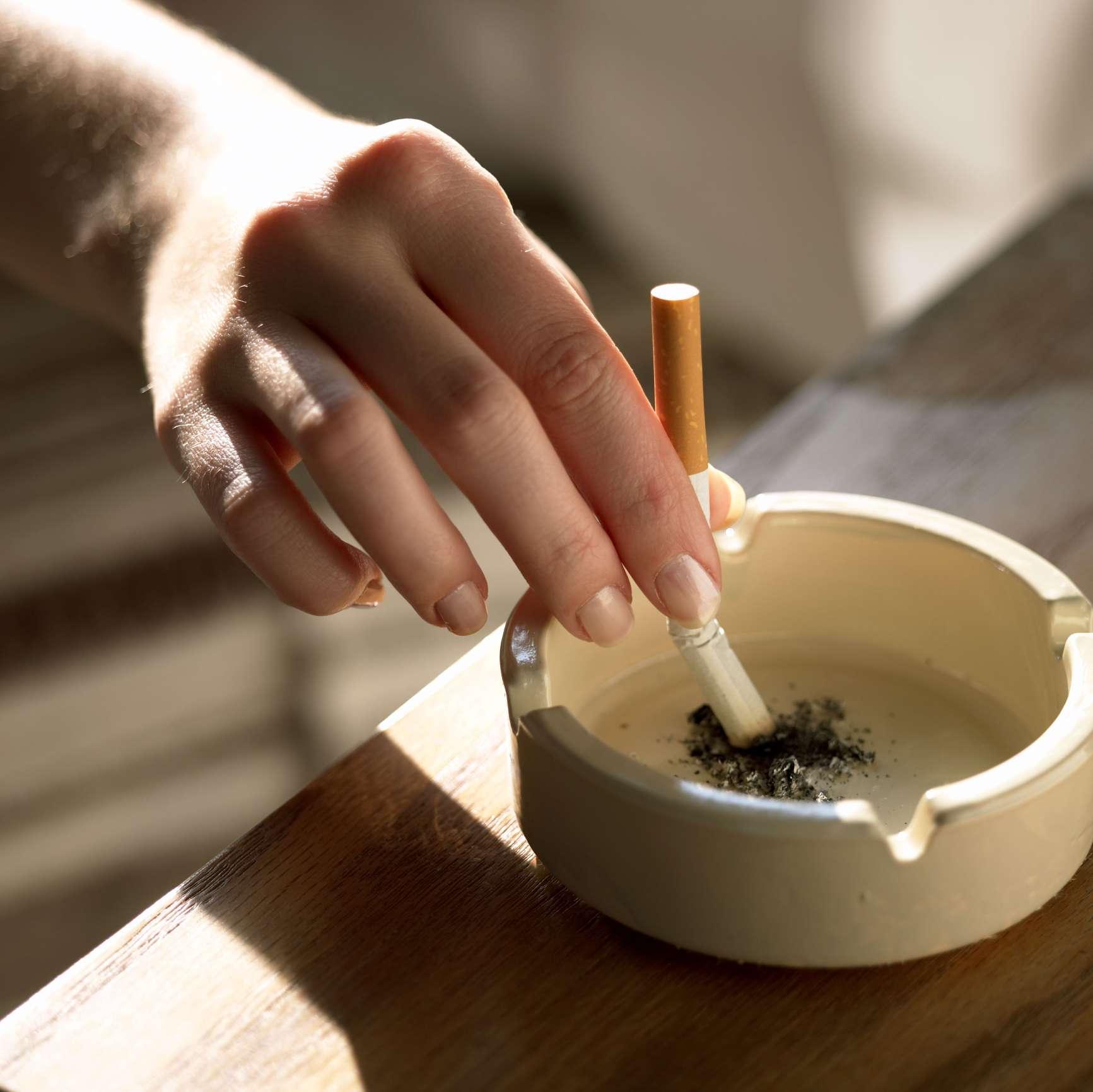 salud bucal tabaco Foto: ThinkStock