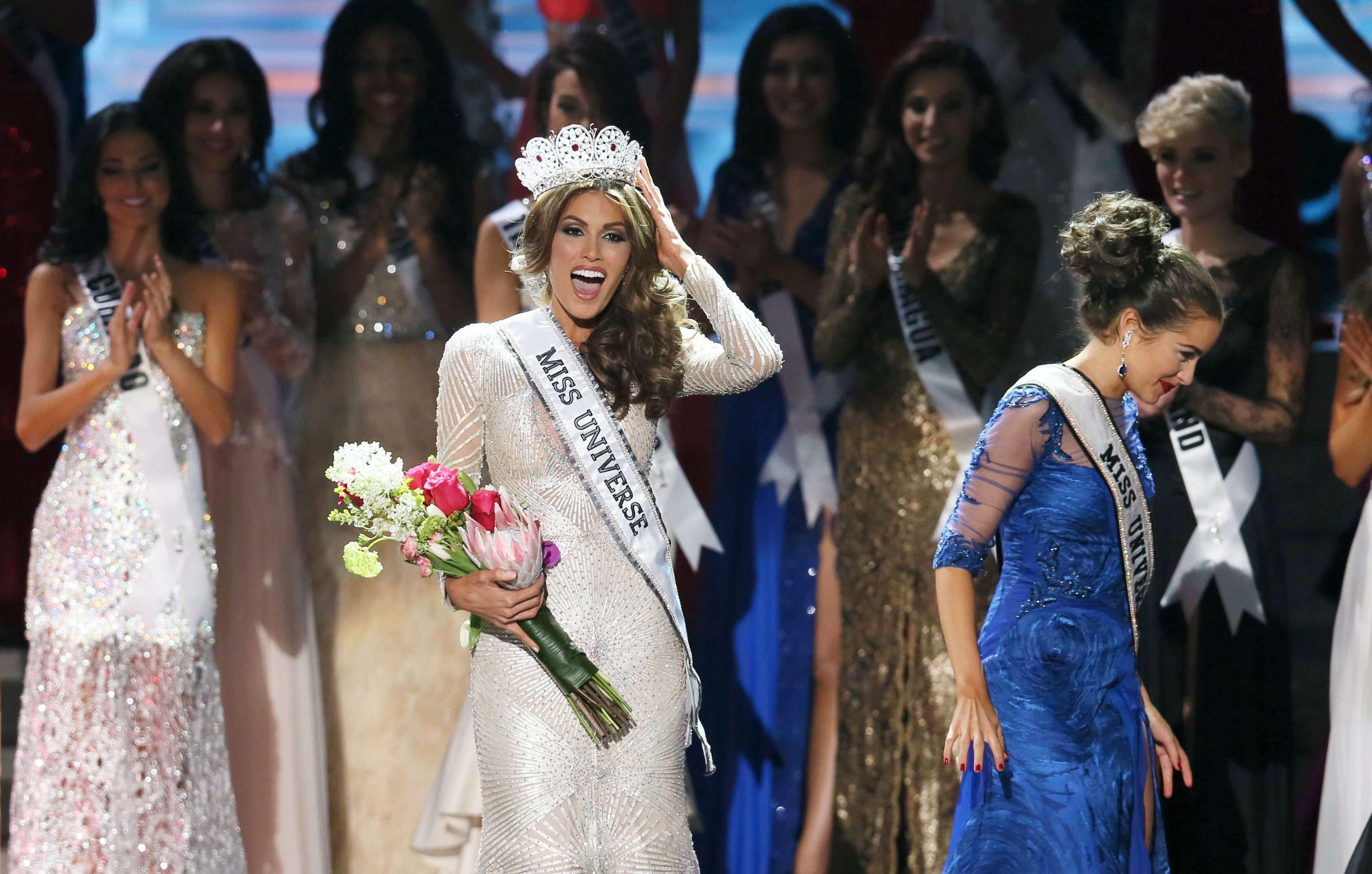 Venezuela é eleita a Miss Universo 2013; brasileira fica...