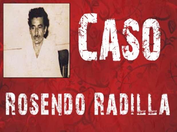 El activista Rosendo Radilla Pacheco fue víctima de desaparición forzada en 1974. Foto: http://www.cdheh.org/v1//Terra México