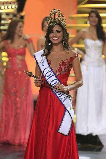Oficial Concurso Nacional de Belleza