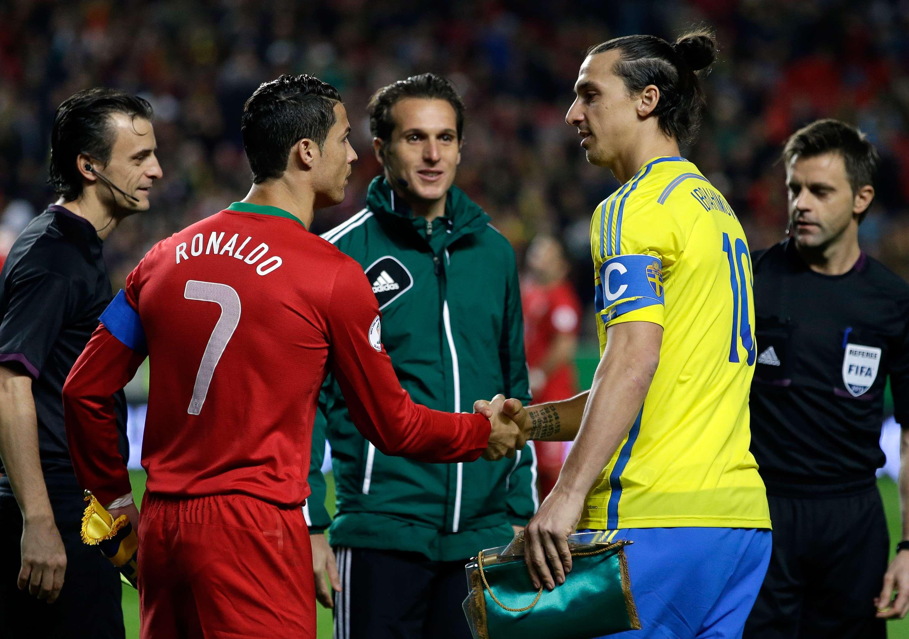 """Ibrahimovic mostra otimismo após derrota: """"podemos fazer..."""