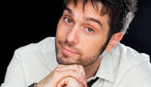 Dani Martínez se incorporó a Mediaset en 2011. Foto: Mediaet