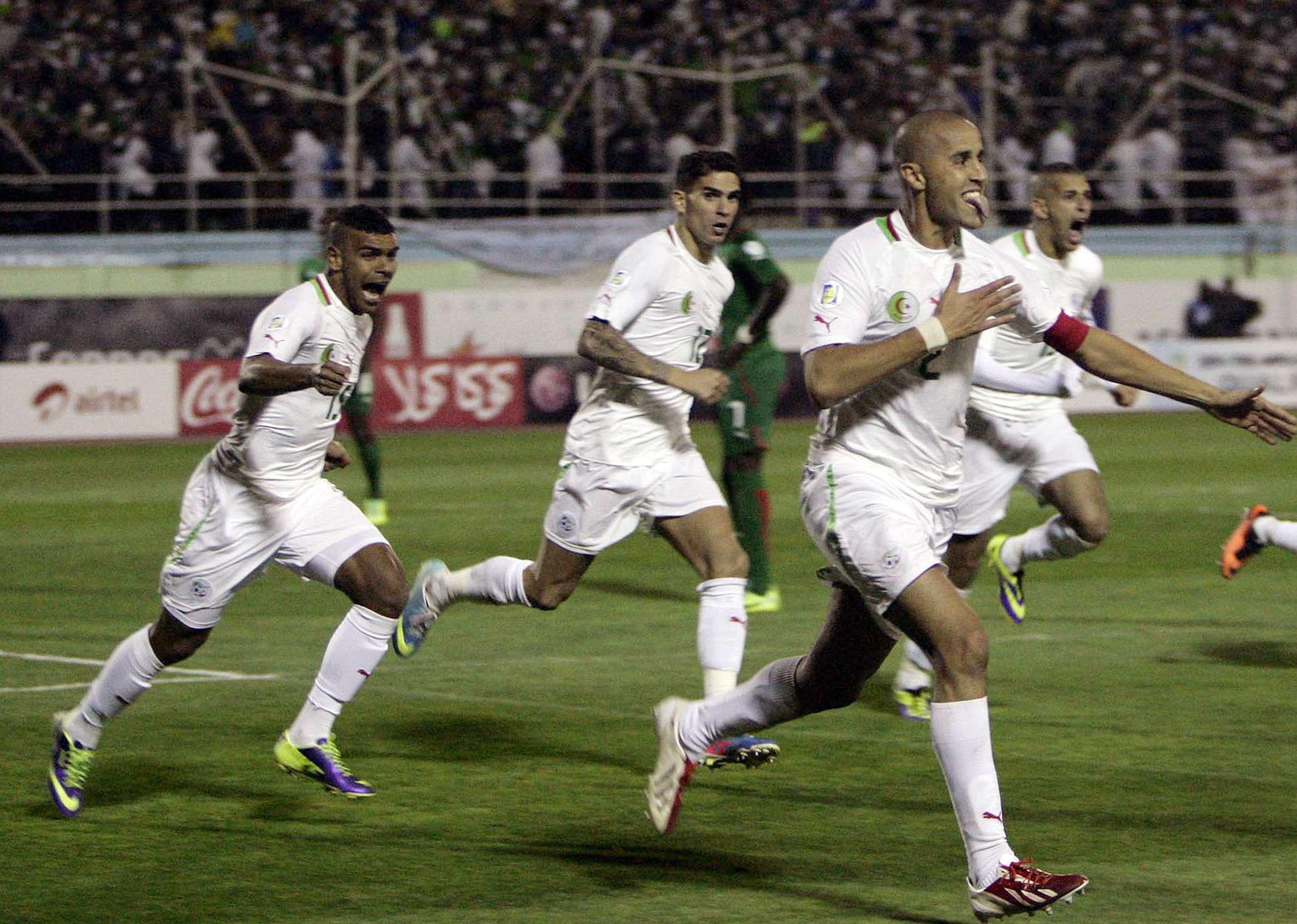 Argélia derrota Burkina Faso e é última seleção africana...