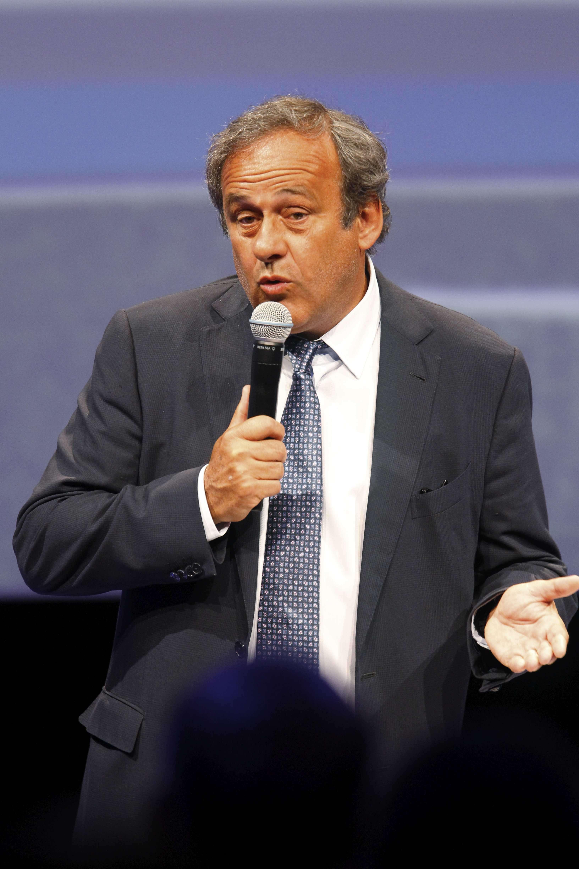 Platini descarta suspeitas em jogo da França e minimiza ...