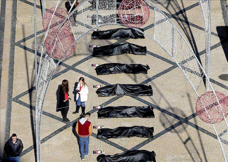 El 25 por ciento de las europeas sufren violencia machista, según la OMS Foto: Agencia EFE/EFE