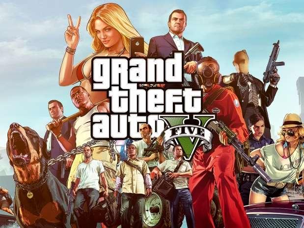 'Grand Theft Auto V'. Foto: Rockstar Games