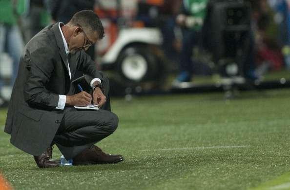 Juan Carlos Osorio. DT Atlético Nacional Foto: Getty Images
