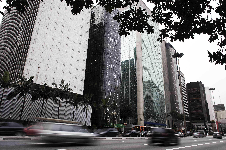 Na cidade de São Paulo, maior mercado de prédios corporativos do país, os preços pedidos por aluguéis caíram 8,81 por cento nos primeiros nove meses do ano Foto: Getty Images