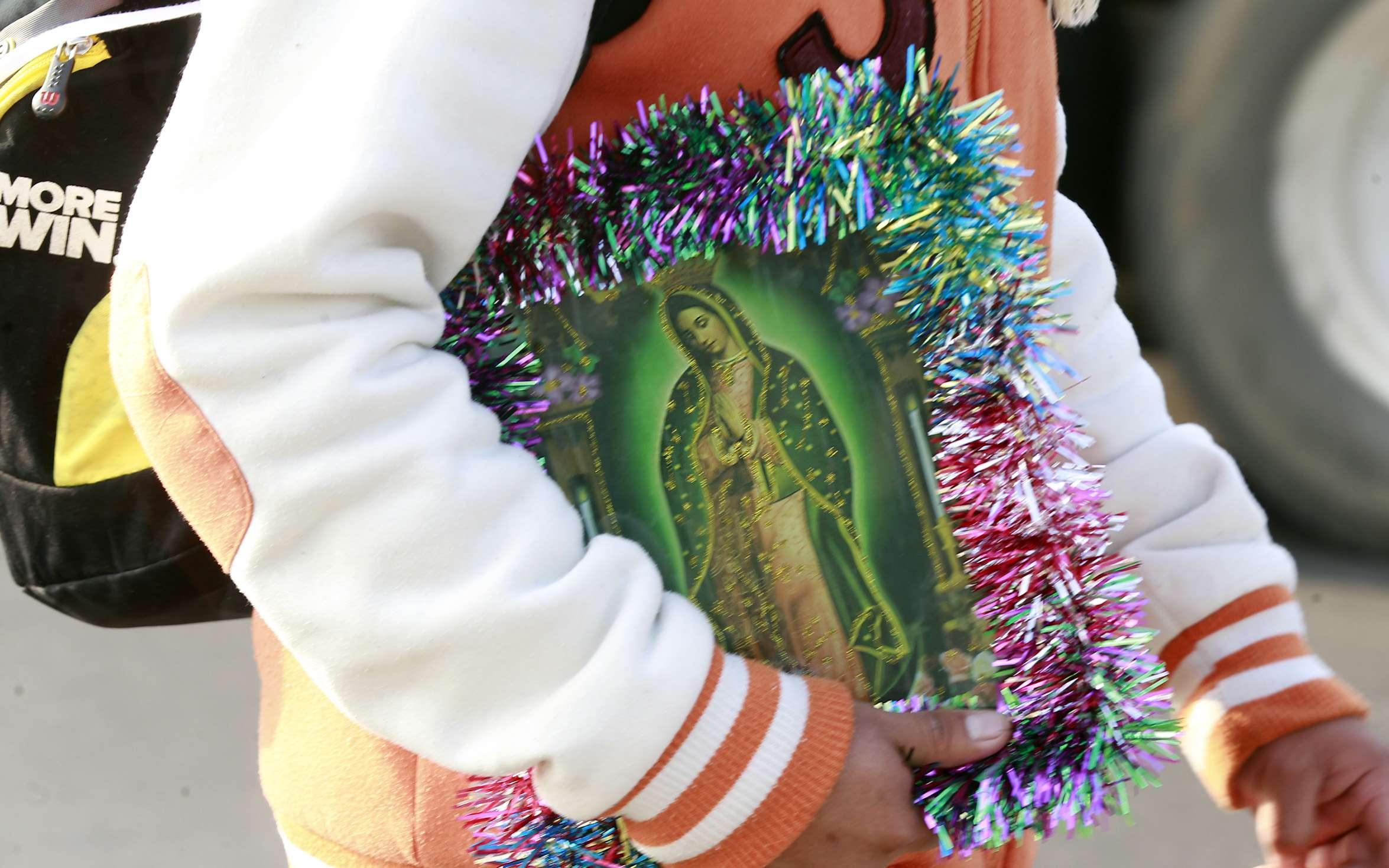 Imagen de Virgen de Guadalupe en Querétaro cumple 354 años