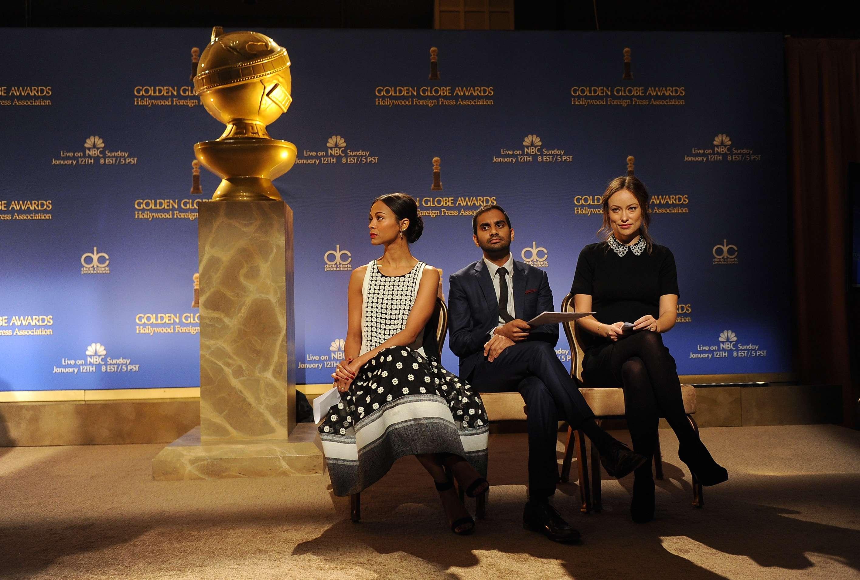 Globos de Oro 2014: la lista de nominados