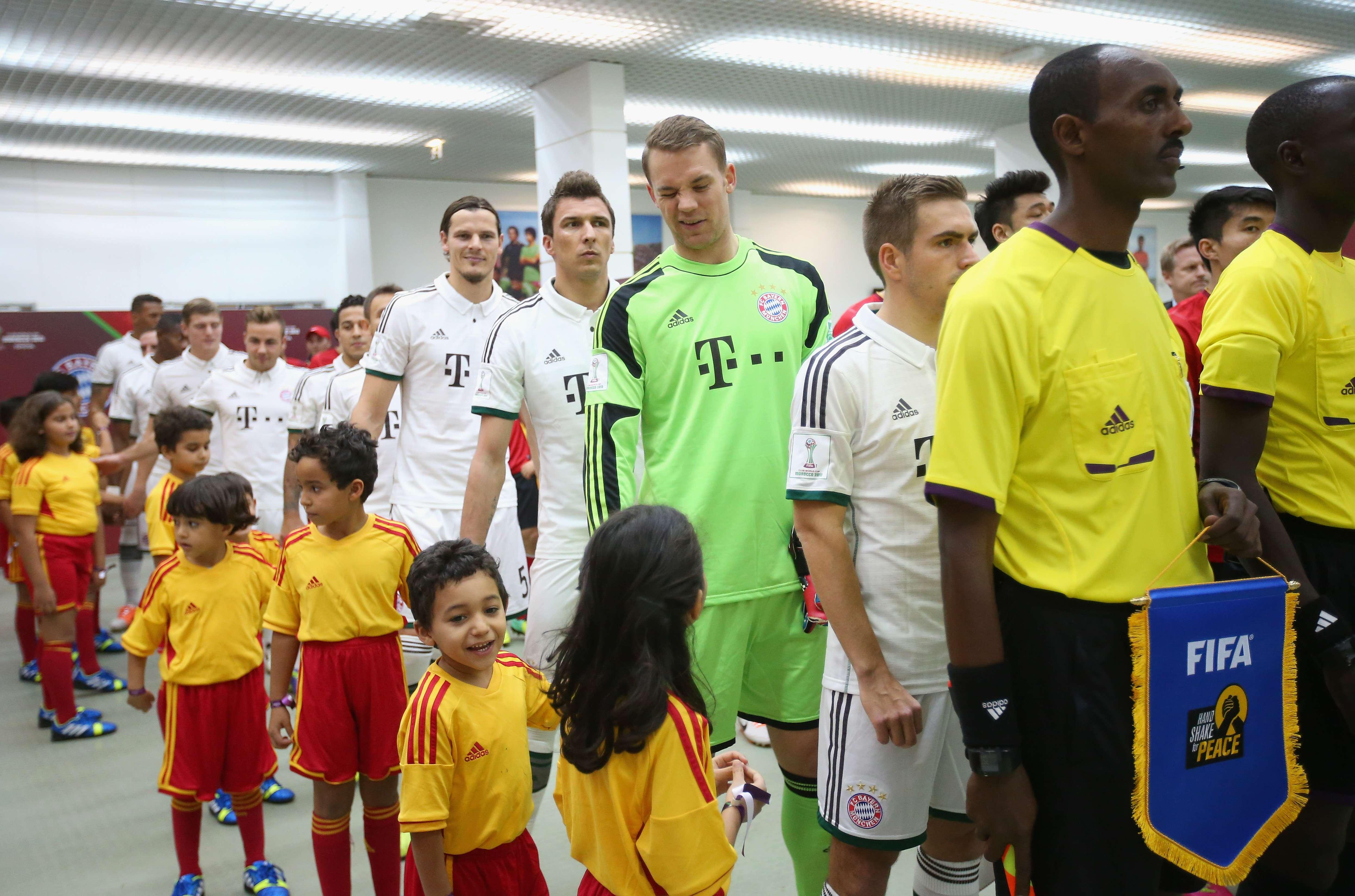 Bayern aplasta al Guangzhou y es finalista del Mundial ...
