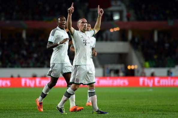 Bayern golea al Guangzhou y está en la final de Mundial ...