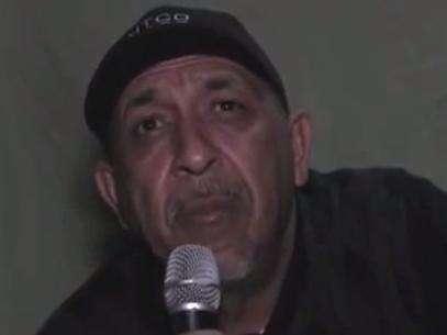 """Servando Gómez, """"La Tuta"""", líder de Los Caballeros Templarios, admitió en una entrevista para la cadena Mundo Fox que sí es delincuente, pero no rapiñero. Foto: Especial"""