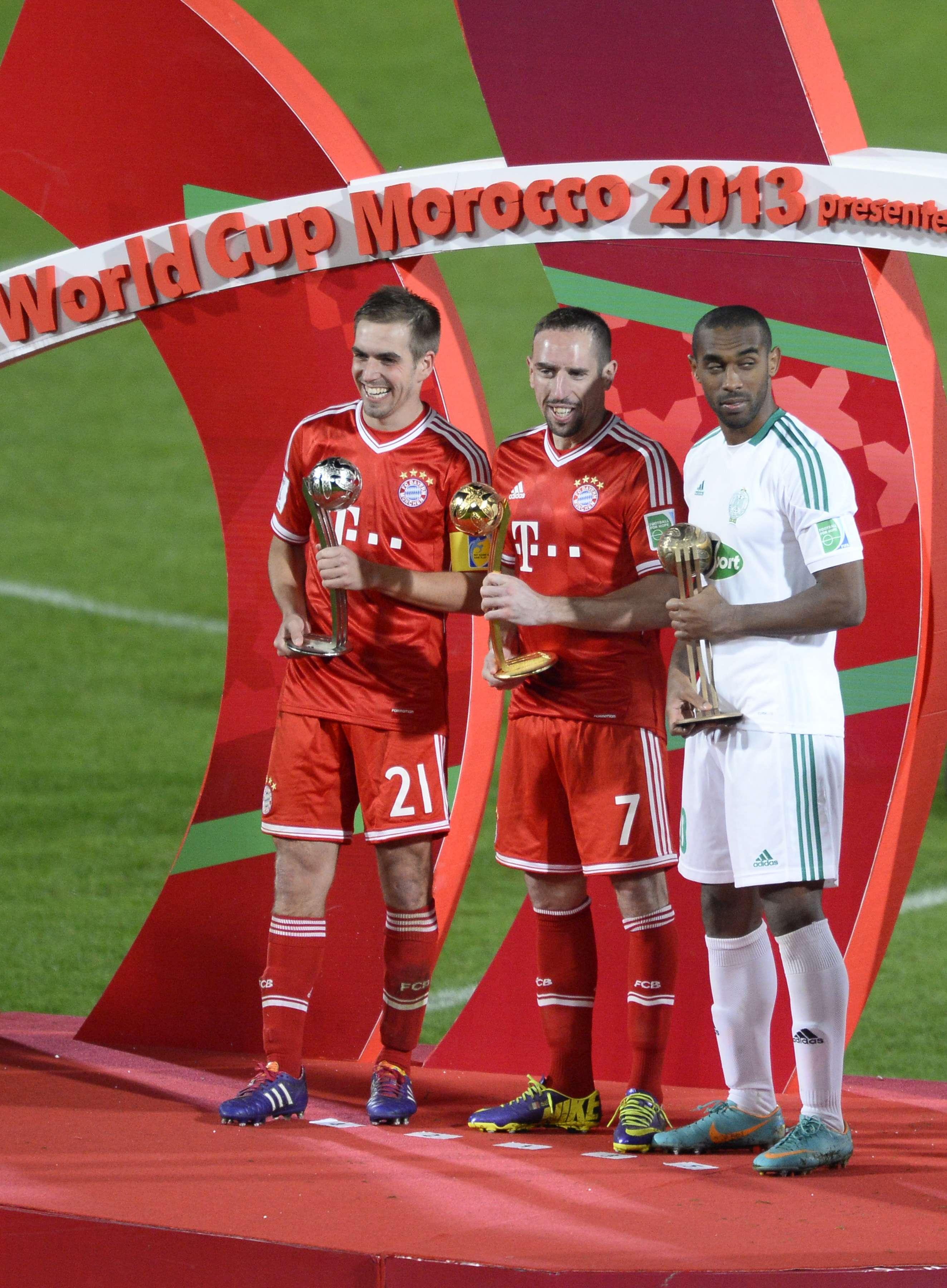 Em premiação sem brasileiros, Ribéry é eleito melhor do ...
