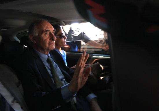 Fernando de la Rúa, ex presidente argentino Foto: EFE