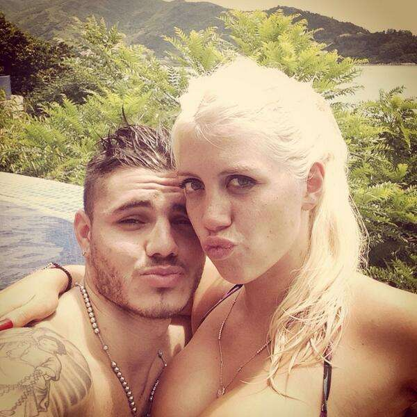 Mauro Icardi admits he was with Maxi's ex before separation