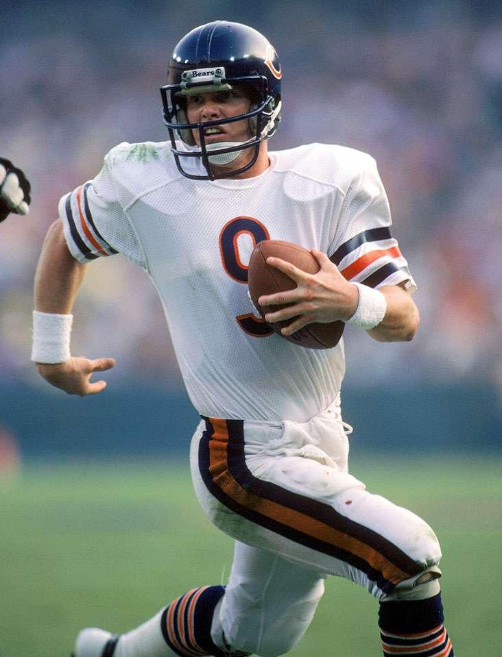 El ex quarterback Jim McMahon, quien ganó el Super Bowl con los Bears de Chicago y sufre demencia. Foto: George Rose/Getty Images