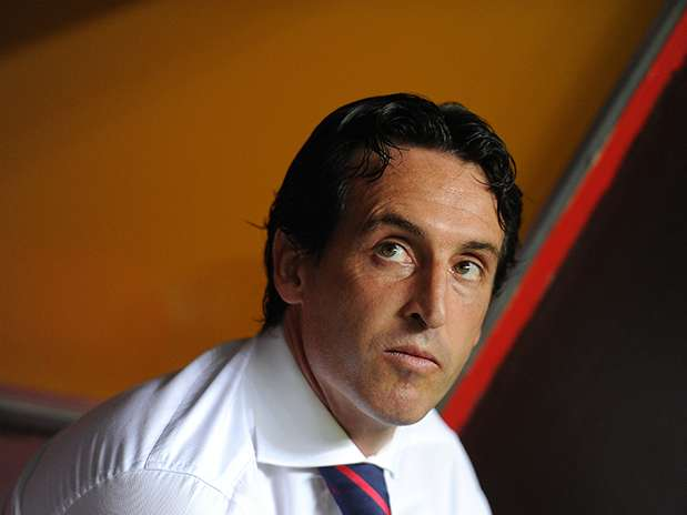 Unai Emery, entrenador del Sevilla FC Foto: Getty Images