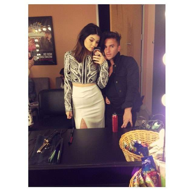 Instagram oficial Kylie Jenner