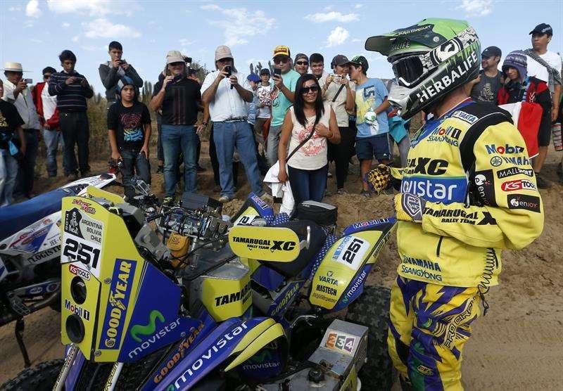 ¡Histórico triunfo chileno en Dakar! Casale gana los quads
