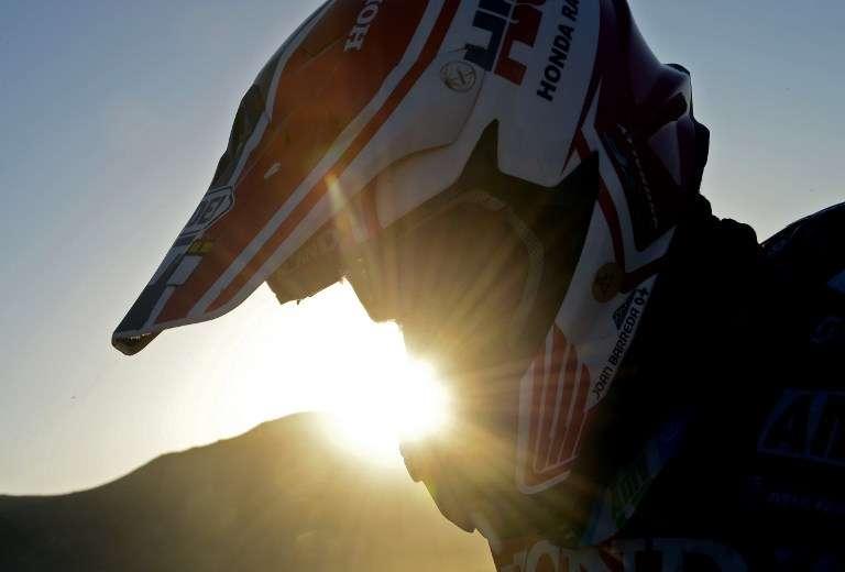 Las mejores fotos del Rally Dakar en su paso por Sudamérica
