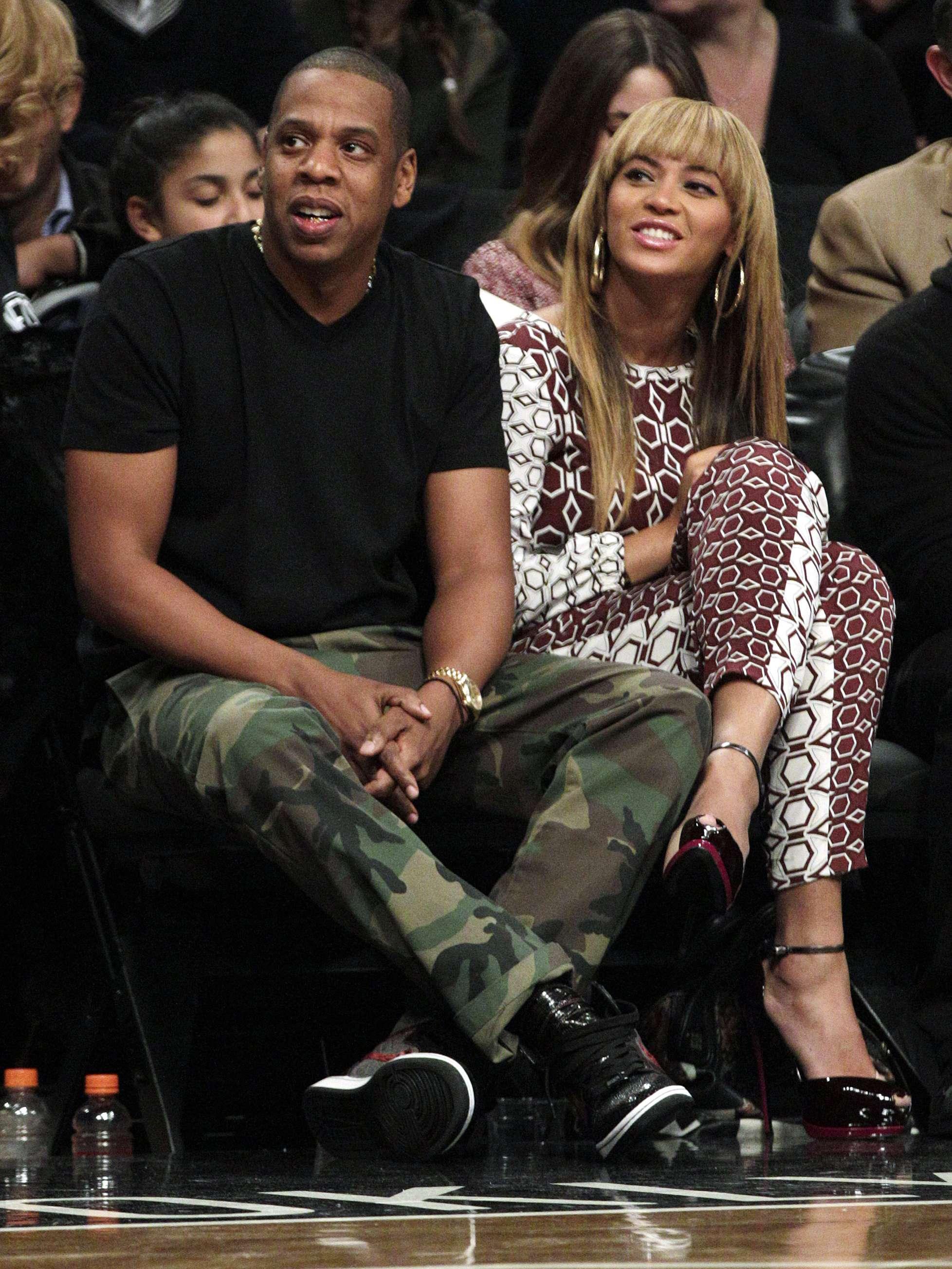 Jay Z y Beyoncé, los más poderosos de la industria musical