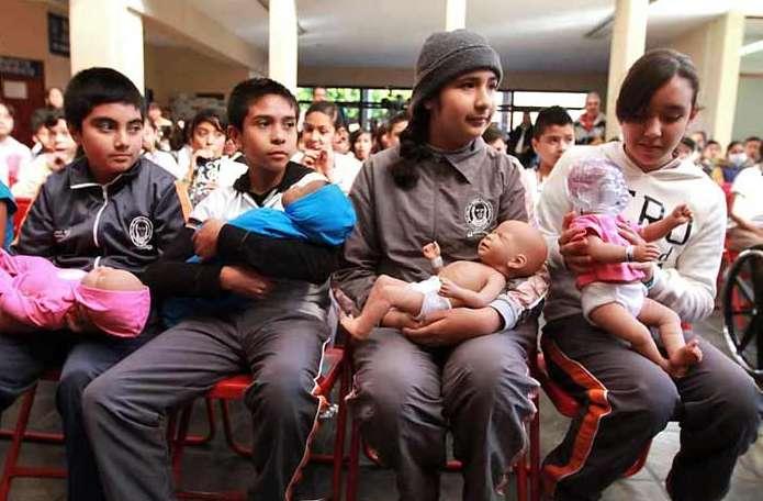 DIF en Tlaquepaque previene embarazos adolescentes