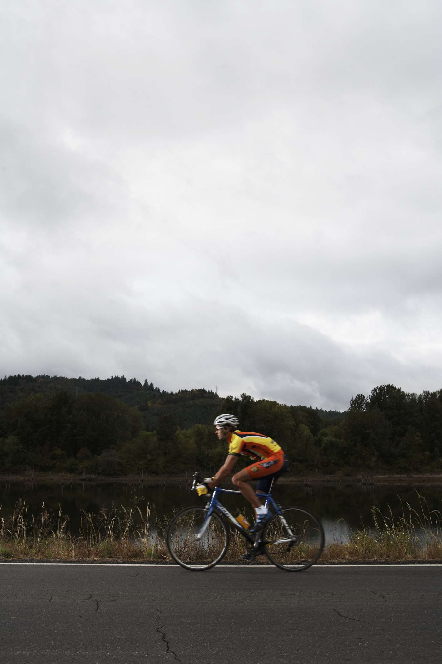 Ciclistas mais velozes 'são mais atraentes', diz pesquisa