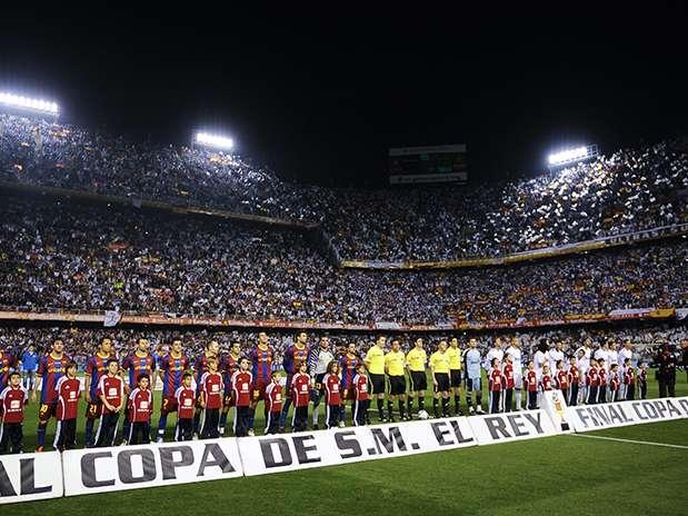Mestalla, sede favorita de la RFEF para la final de Copa