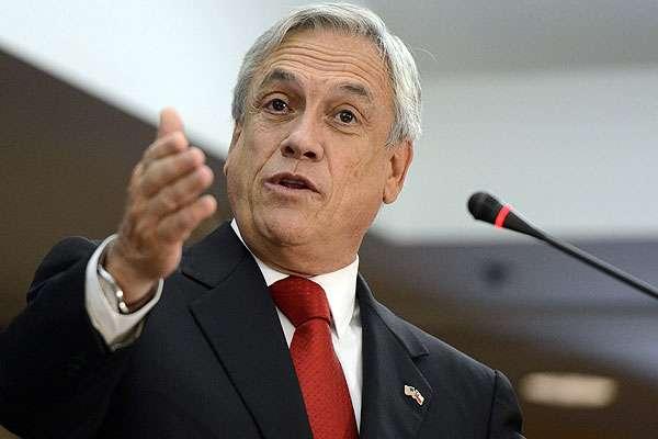 """Piñera dice que canciller peruana y coagente """"hablan más..."""