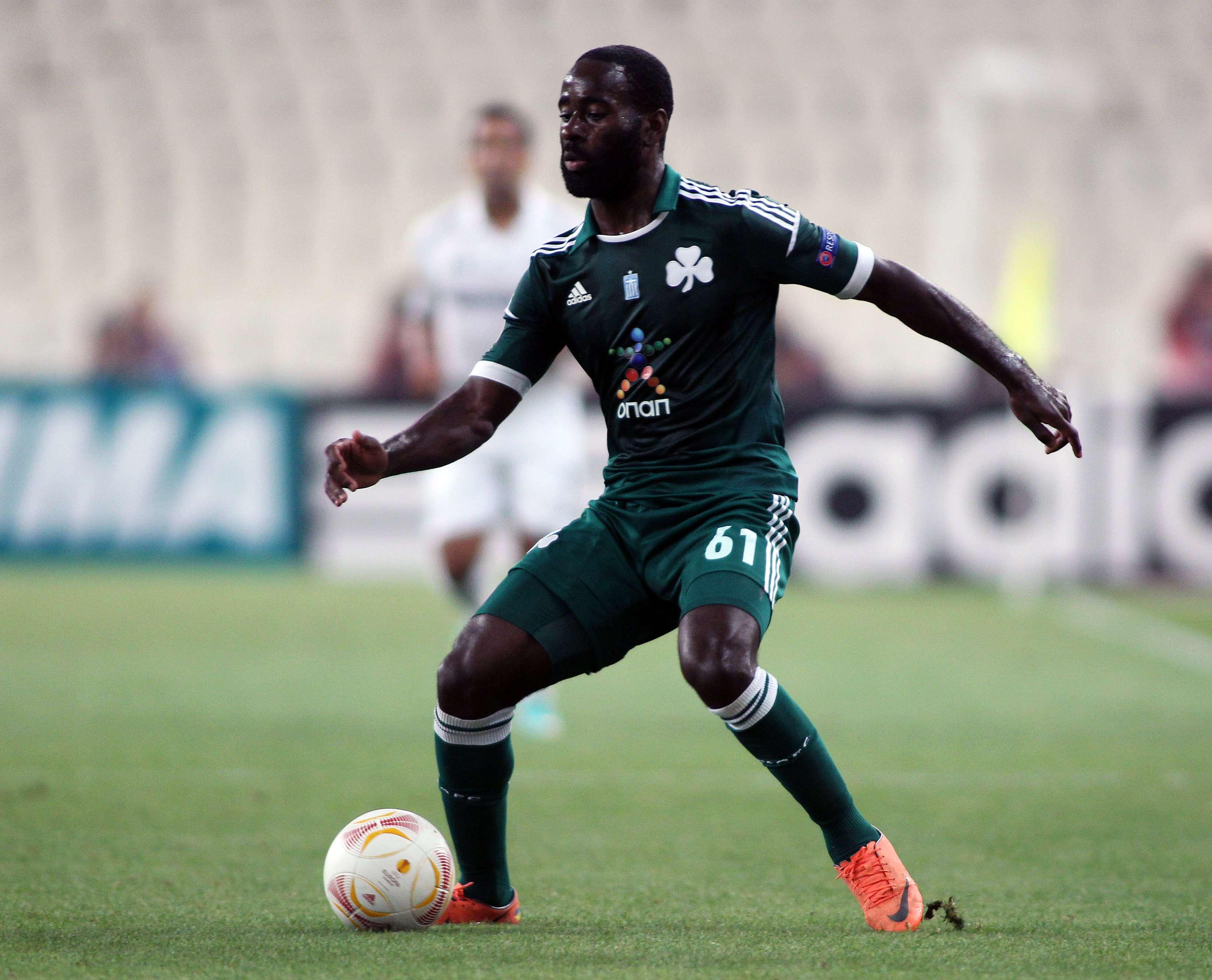 El Valladolid prueba a Quincy Owusu-Abeyie