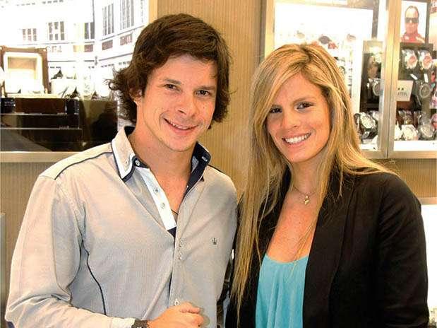 Mario Hart y Alejandra Baigorria Foto: Difusión