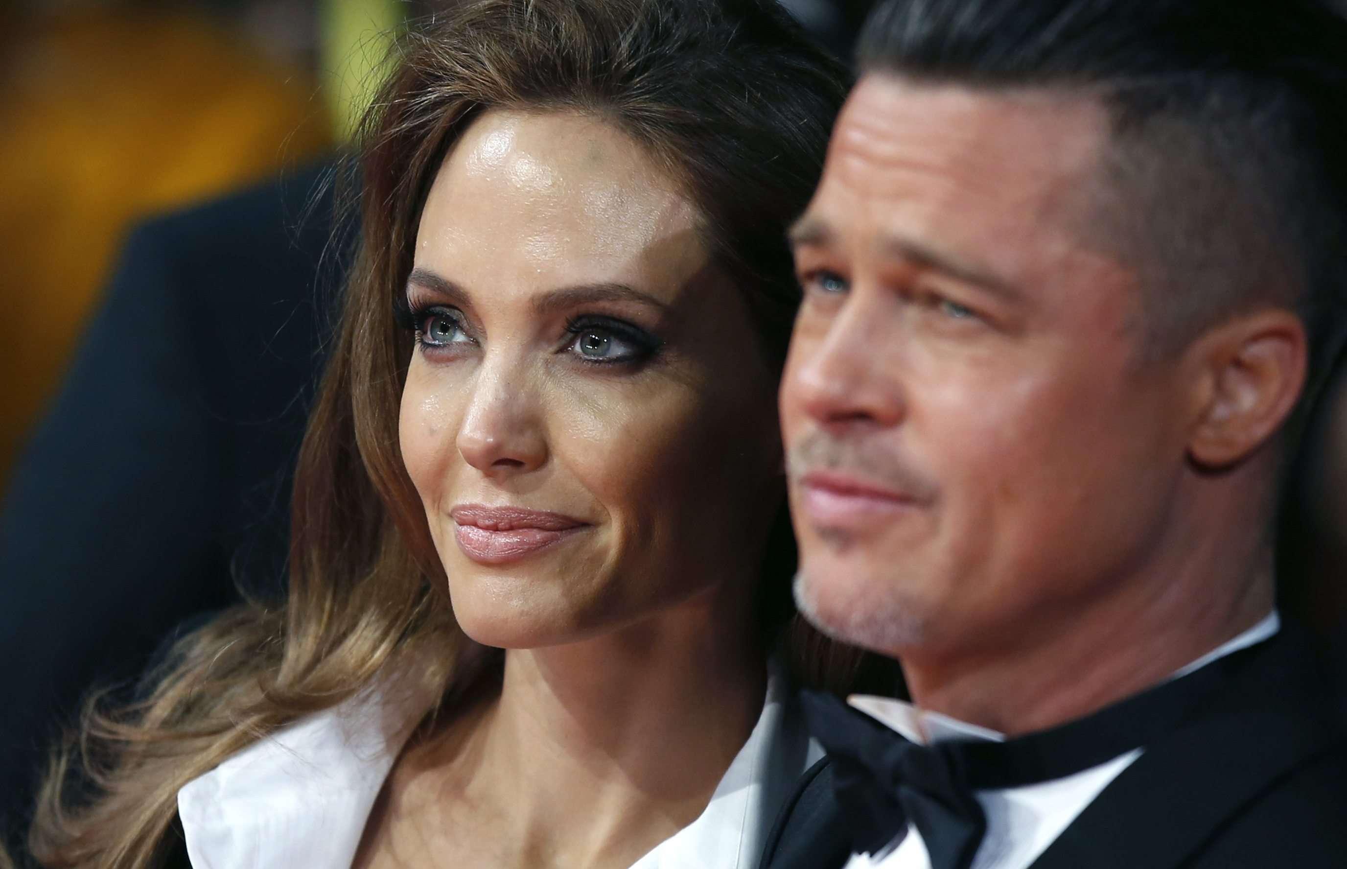 Casal Angelina Jolie e Brad Pitt apresentará o Oscar 2014