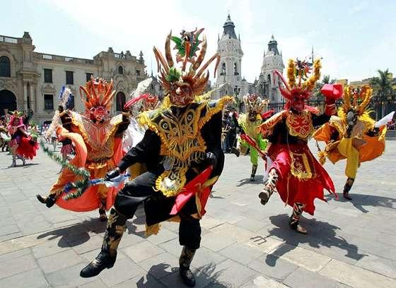 En Perú, destaca el Festival Internacional de la Tuna, Cochinilla y Plantas nativas, que se realiza cada año en Ayacucho, entre los días 12 y 17 de febrero. Una fiesta y muestra costumbrista, ideal para conocer la propuesta gastronómica local. Foto: QuieroPerú.com