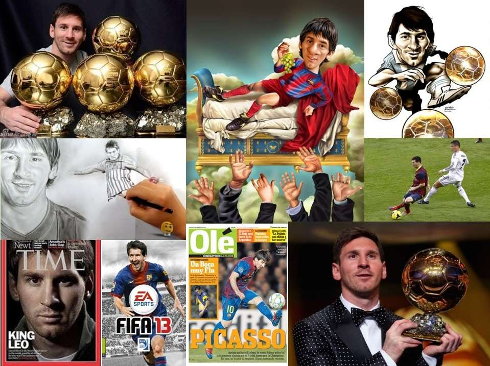 Here are 10 reasons why Messi is the best in the world