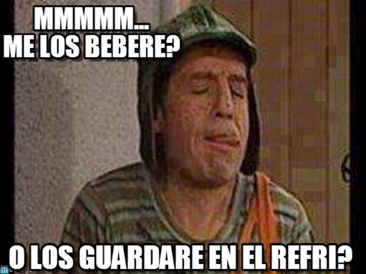 Memes de El Chavo del 8. Foto: Reproducción