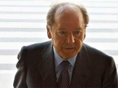 José Luis Núñez, expresidente del FC Barcelona Foto: EFE en español