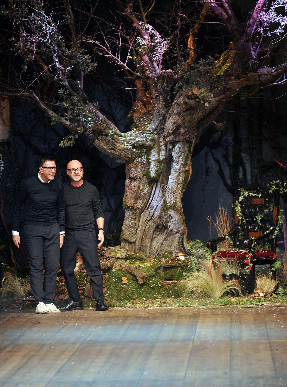 Dolce&Gabbana presenta un cuento de hadas en Milán
